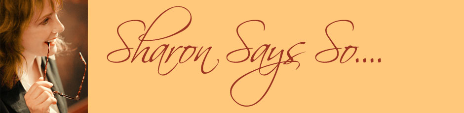 SharonSaysSo